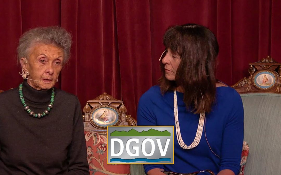 Mary Jane Clark on Durango Government Television